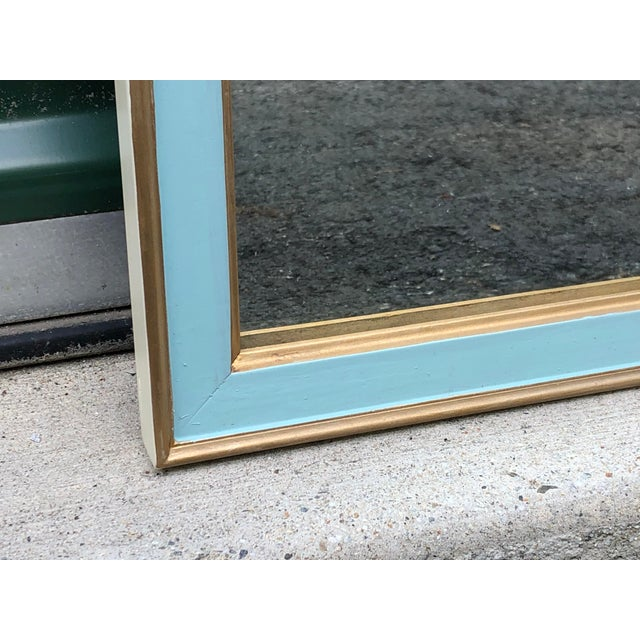 Drexel French Provincial Wall Mirror For Sale - Image 4 of 6