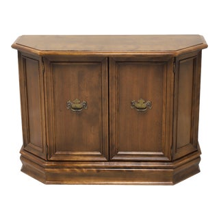 Ethan Allen Traditional Entry Console Cabinet For Sale