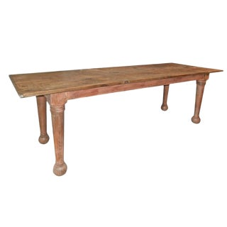 Long Dining Table For Sale