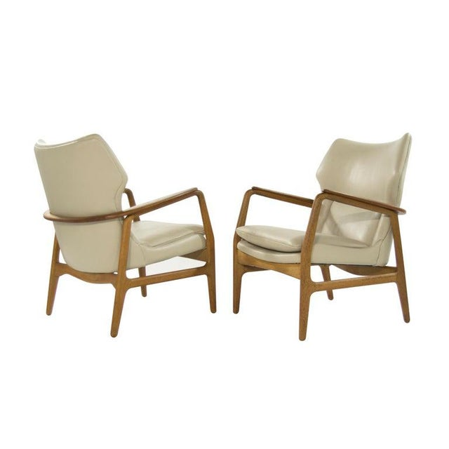 Teak Lounge Chairs by Aksel Bender Madsen for Bovenkamp - a Pair For Sale - Image 13 of 13