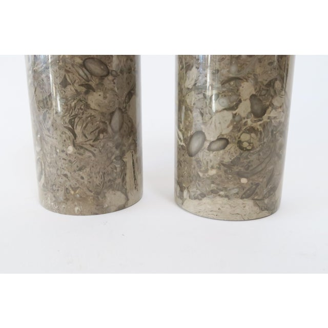 Stone Vases - a Pair - Image 5 of 5