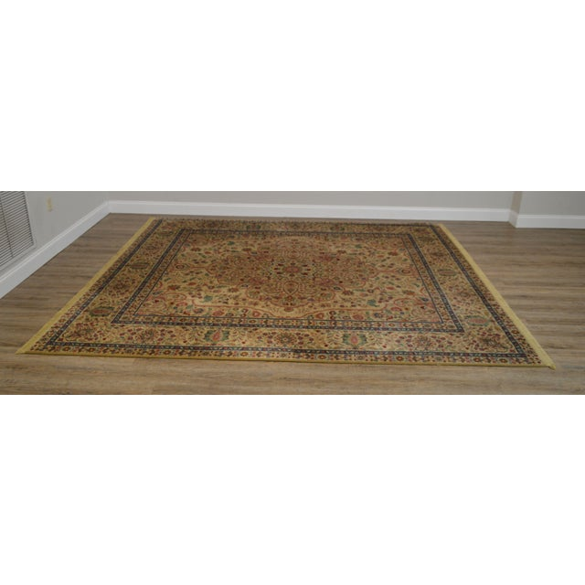 High Quality American Made Wool Room Size Carpet by Karastan Store Item#: 22871