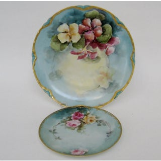 Haviland Limoges Plates, Set of 2 Preview