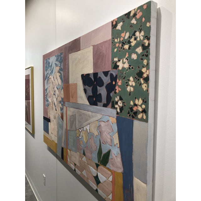 2020s Amongst the Chaos, Contemporary Interior Painting by Taelor Fisher For Sale - Image 5 of 6