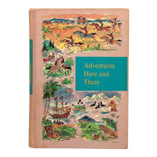 1958 Vintage Children's Fiction Book For Sale