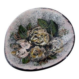 Sascha Brastoff Ceramic Catchall For Sale
