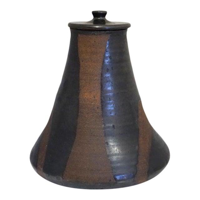 Vintage Studio Pottery Vessel For Sale