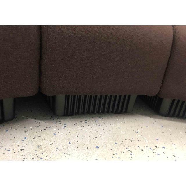 1970s Vintage Don Chadwick Herman Miller Modular Sofa - 5 Pieces For Sale - Image 11 of 13