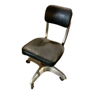 Good Form Industrial Tanker Aluminum Office Chair For Sale
