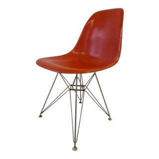 """Vintage Eames """"Dsr"""" Eiffel Chair For Sale"""