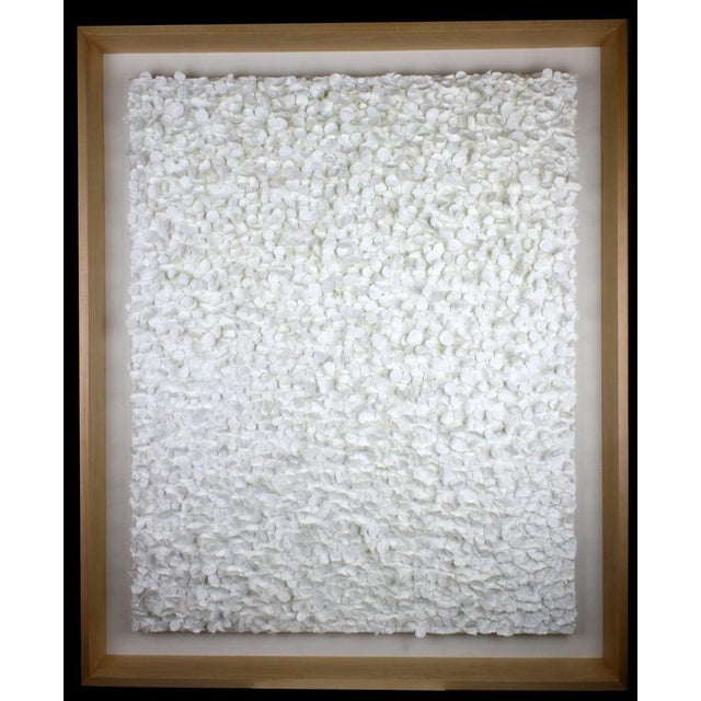 2010s Sung Hee Cho, White Cluster, 2013 For Sale - Image 5 of 6