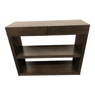 West Elm Zen Media Console