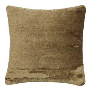 Tom Dixon Soft Cushion - Khaki For Sale