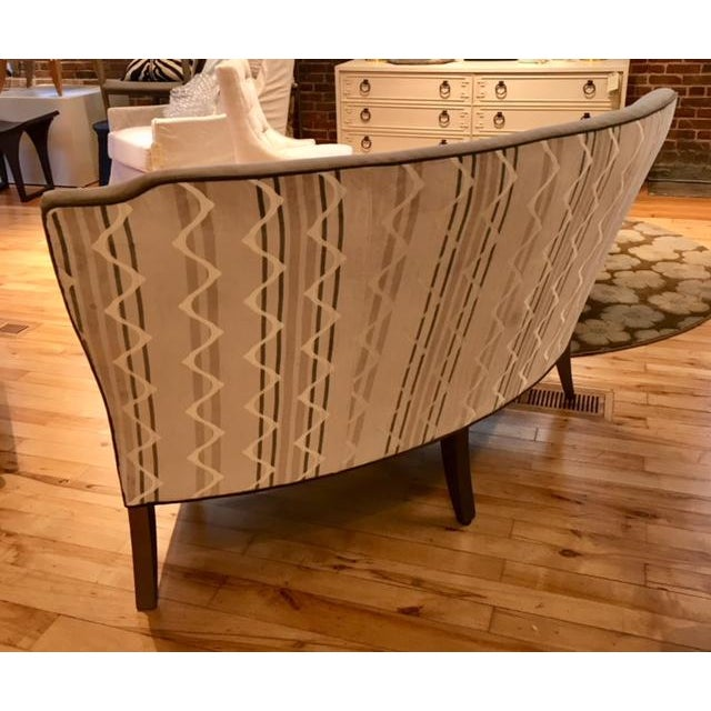 Century Furniture Highland House Furniture Cucina Banquette For Sale - Image 4 of 10