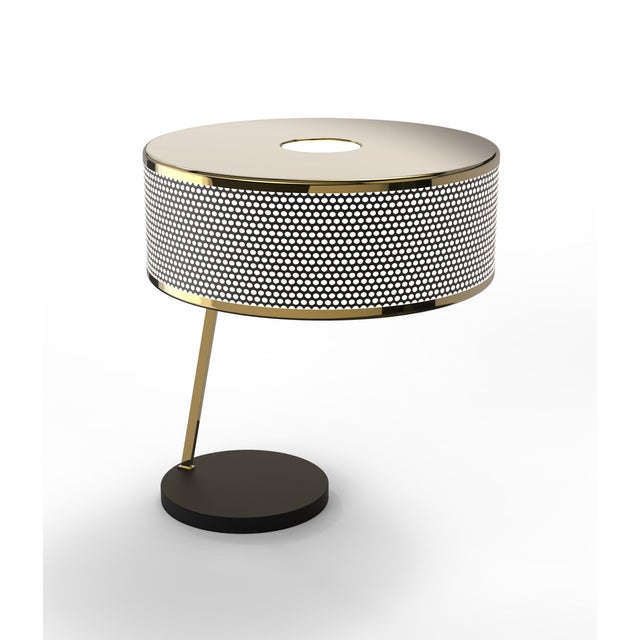 Marcus Table Lamp From Covet Paris For Sale - Image 6 of 13