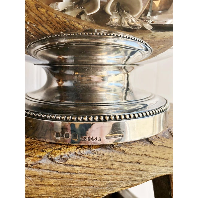 Antique Christofle Silver Tureen With Armorial Engraving For Sale - Image 10 of 13
