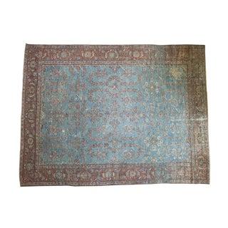 "Vintage Mahal Carpet - 9'3"" X 12'4"""