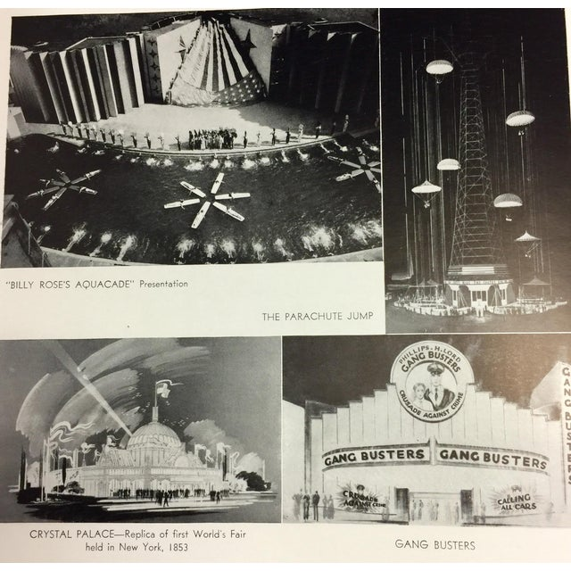 1939 New York World's Fair in Pictures Book For Sale - Image 11 of 12
