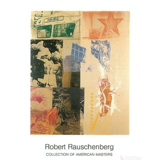 Robert Rauschenberg, Favor Rites, 1999, Poster For Sale