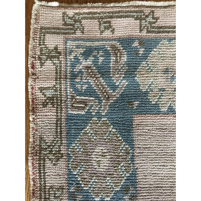 "Bellwether Rugs Vintage ""Saira"" Turkish Oushak Rug - 3'9""x6'3"" For Sale - Image 4 of 6"