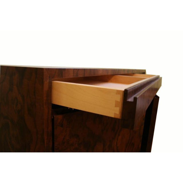 Brown Customizable Denis Console For Sale - Image 8 of 10
