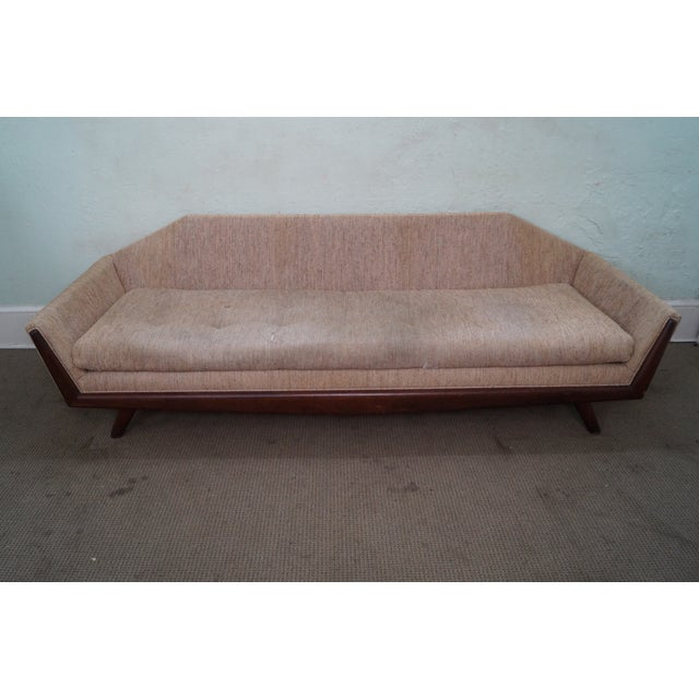 Adrian Pearsall for Craft Associates Sofa (A) - Image 6 of 10