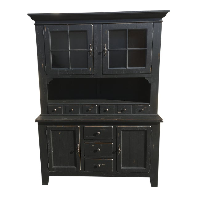 Broyhill Attic Heirlooms China Hutch For Sale