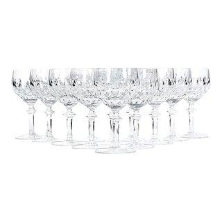 Gorham Crystal Wine Stems - Set of 12