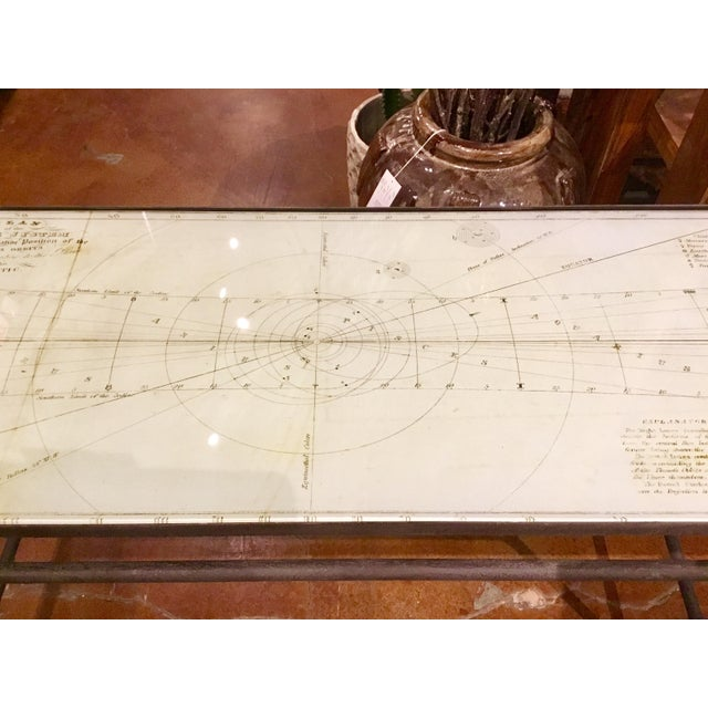Currey & Co. Aquarius Console Table For Sale In Atlanta - Image 6 of 10