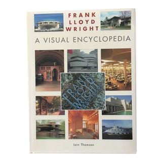 Frank Lloyd Wright a Visual Encyclopedia 1869-1959 For Sale