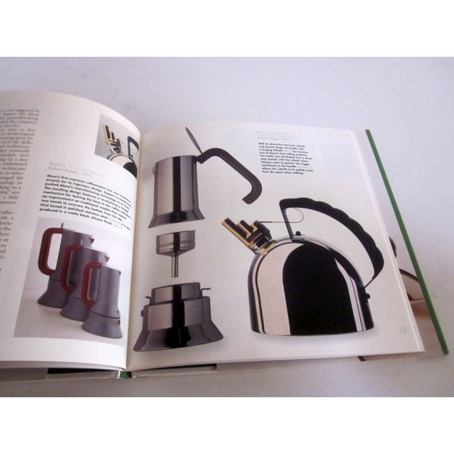 Alessi Design Hard Cover Book - Image 4 of 6