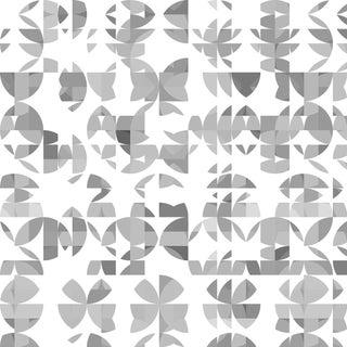 Botanica 'Oxalis' Metallic Grass Cloth Wallpaper Roll For Sale