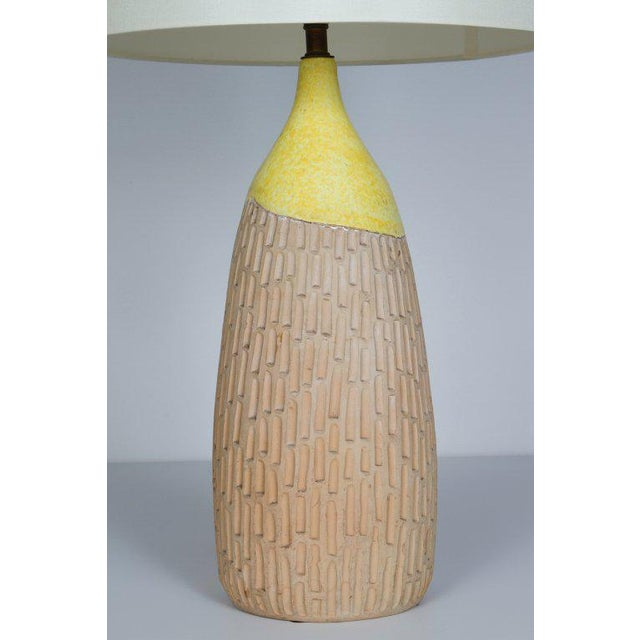 Pair of Ceramic Table Lamps by Raymor - Image 4 of 10