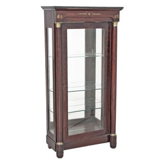 French Empire Vitrine
