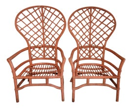 Image of Peacock Chairs