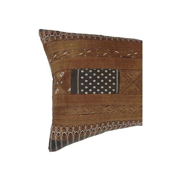 Silk Hill Tribe Lumbar Pillow - Image 4 of 4