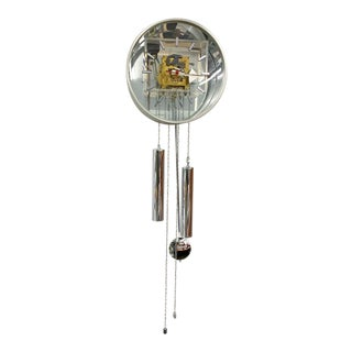 George Nelson Pendulum Clock for Howard Miller For Sale