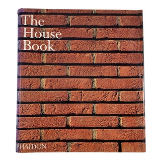 The House Book, Phaidon Press 2001, Coffee Table Architecture and Design Book For Sale