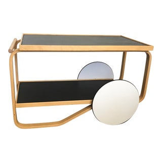 Alvar Aalto 901 Bar/Tea Cart/Trolley Artek Finland