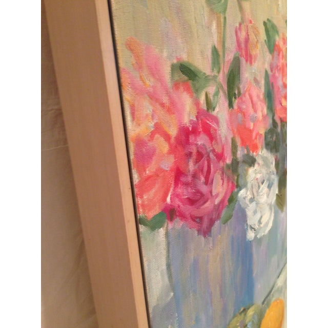 Studio Still Life Oil Painting For Sale - Image 5 of 5