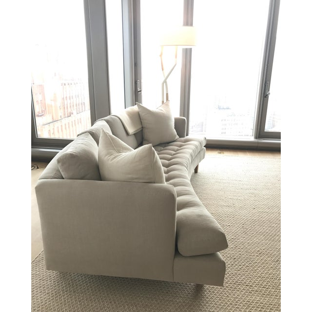 Modern Homenature Malibu Collection Couch For Sale - Image 3 of 6