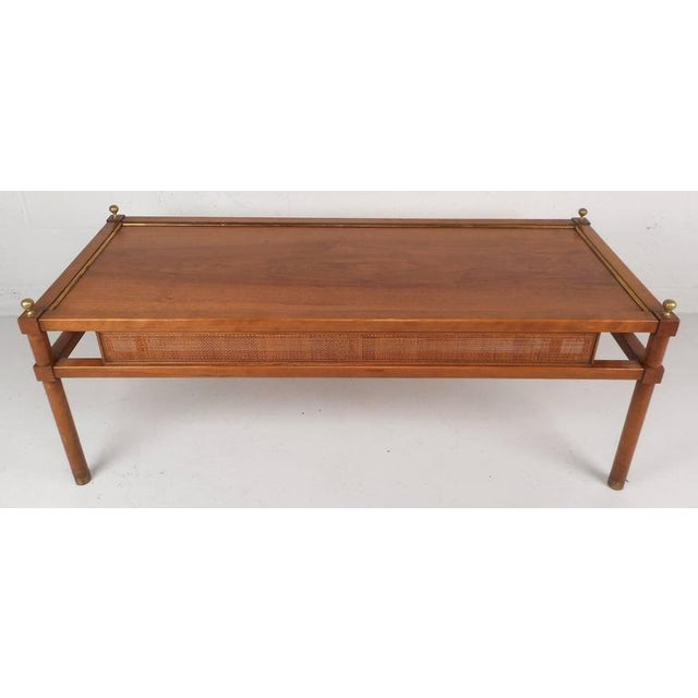 Mid-Century Modern Coffee Table by Charak Furniture Company - Image 2 of 8