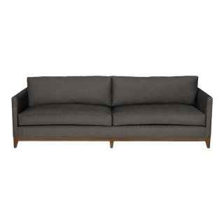 Moss Home Linda Sofa Crypton Granbury Graphite For Sale