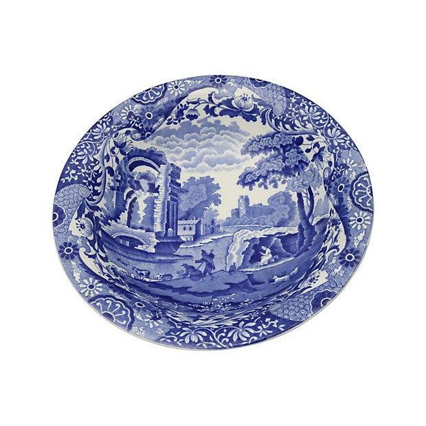 Country Spode Italian Fruit Set - 14 Pieces For Sale - Image 3 of 6