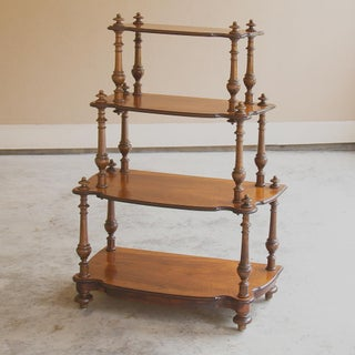 19th Century French Louis Philippe Bookshelf ~ Etagere Preview