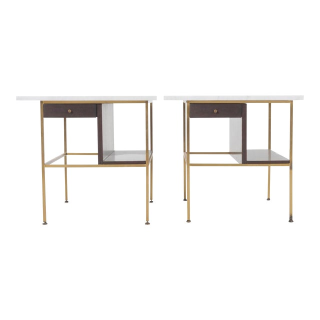 Pair of Paul McCobb Side Tables - Image 1 of 10