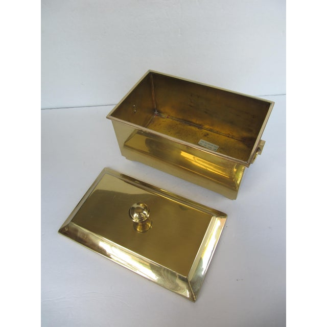 Brass Lided Box For Sale - Image 9 of 13