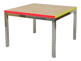 Image of Acrylic Paint Tables