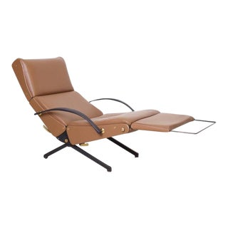 P40 Lounge Chair by Osvaldo Borsani for Tecno For Sale