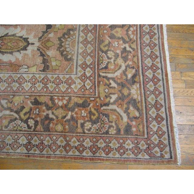 "Textile Antique Moud Rug 8'0"" X 15'8"" For Sale - Image 7 of 9"